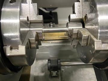 小径ガンドリルマシン 用 スクロールチャック